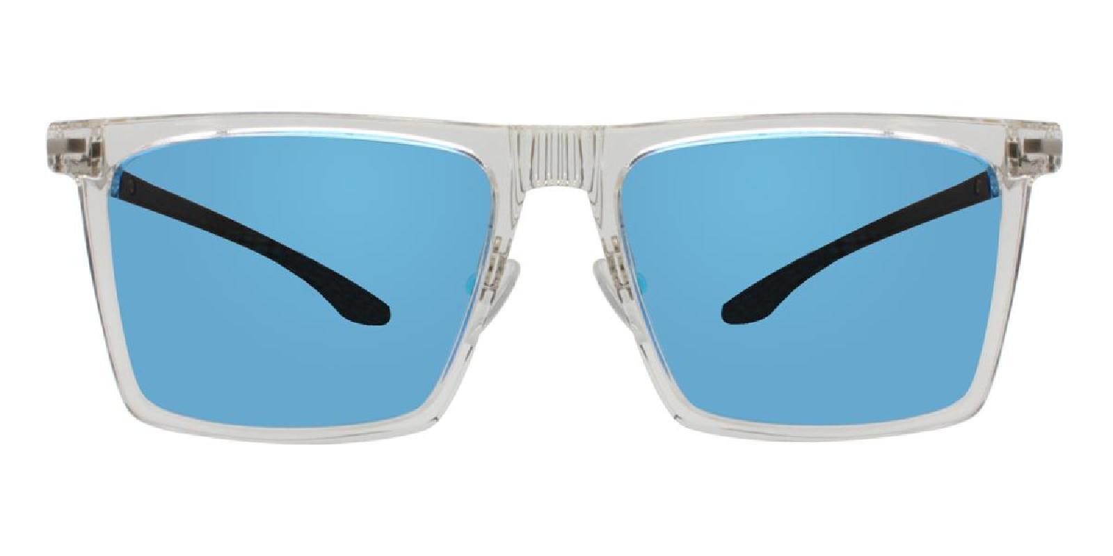 Bogota-Translucent-Square-Combination / Metal / TR-Sunglasses-additional2