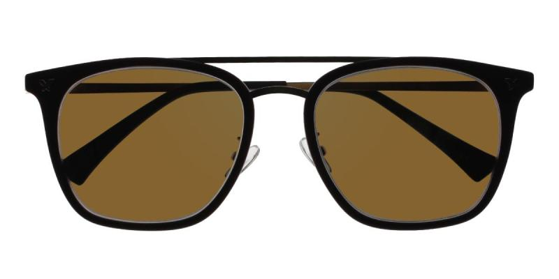 Seagual-Brown-Sunglasses