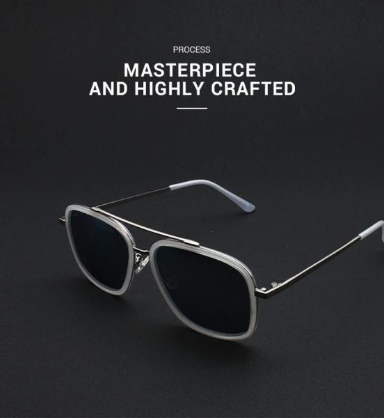 Clinton-Black-Metal / Combination / TR-Sunglasses-detail4