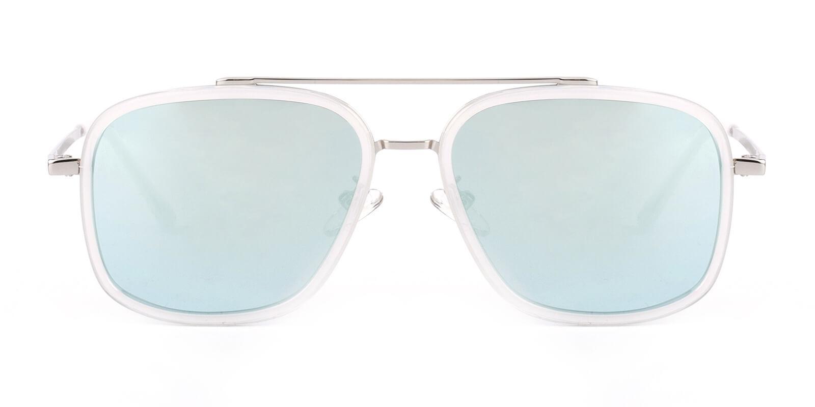 Clinton-Translucent-Aviator-Metal / Combination / TR-Sunglasses-additional2
