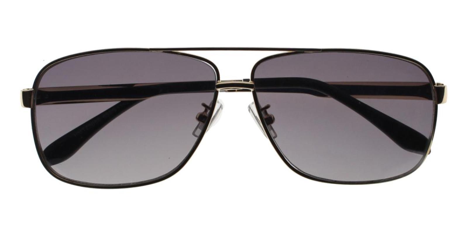 Marchisio-Gold-Aviator-Metal-Sunglasses-detail