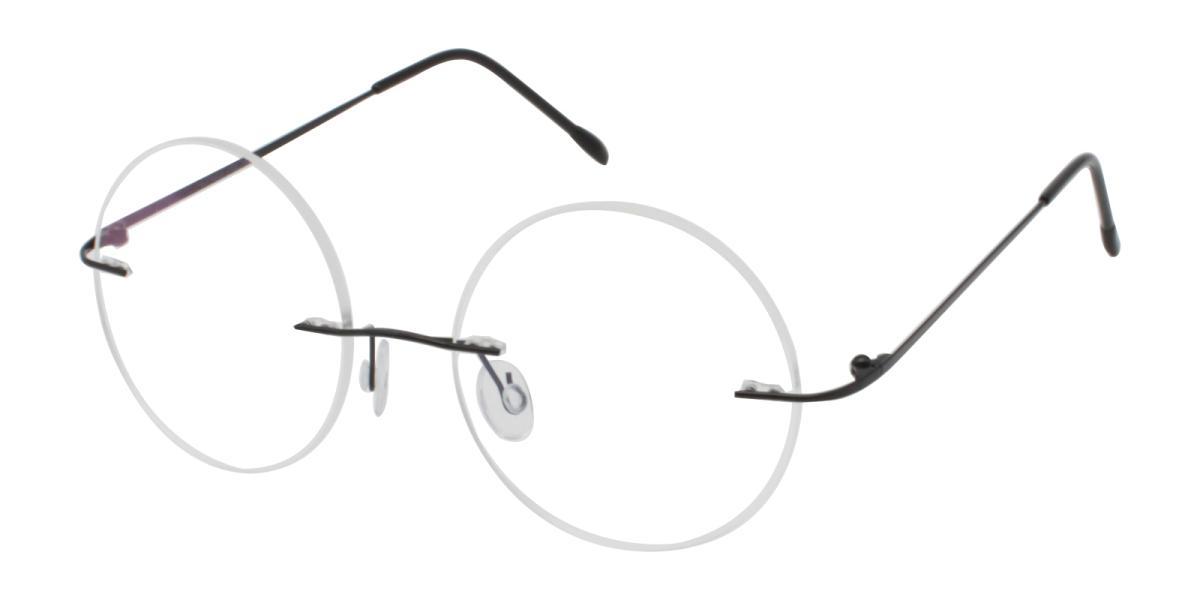 Knewphey-Black-Varieties-Metal-Eyeglasses-additional1