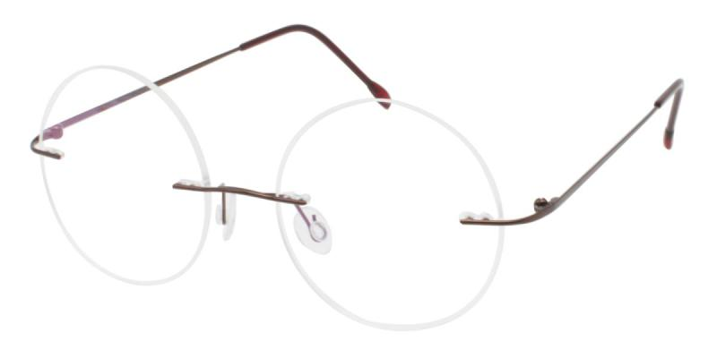 Knewphey-Brown-Eyeglasses