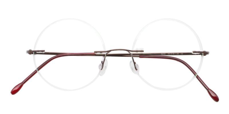 Knewphey-Brown-Eyeglasses