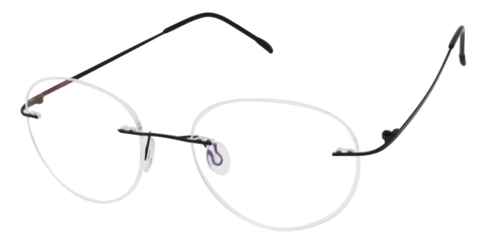Ditto-Black-Varieties-Metal-Eyeglasses-additional1