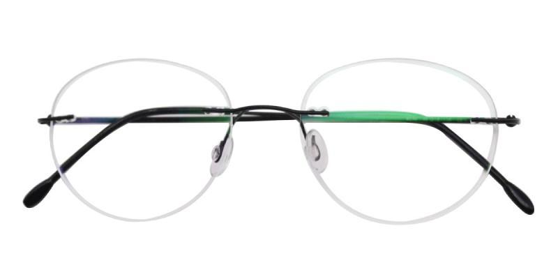 Ditto-Black-Eyeglasses