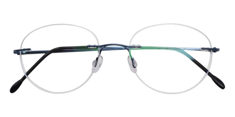 Ditto-Blue-Eyeglasses