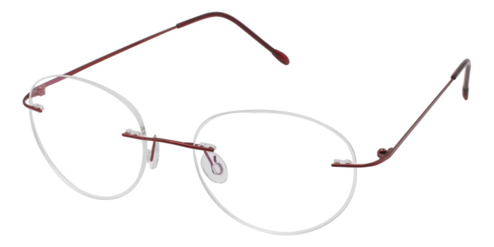 Ditto-Red-Varieties-Metal-Eyeglasses-additional1