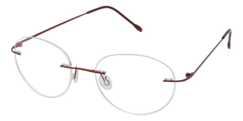 Ditto-Red-Eyeglasses