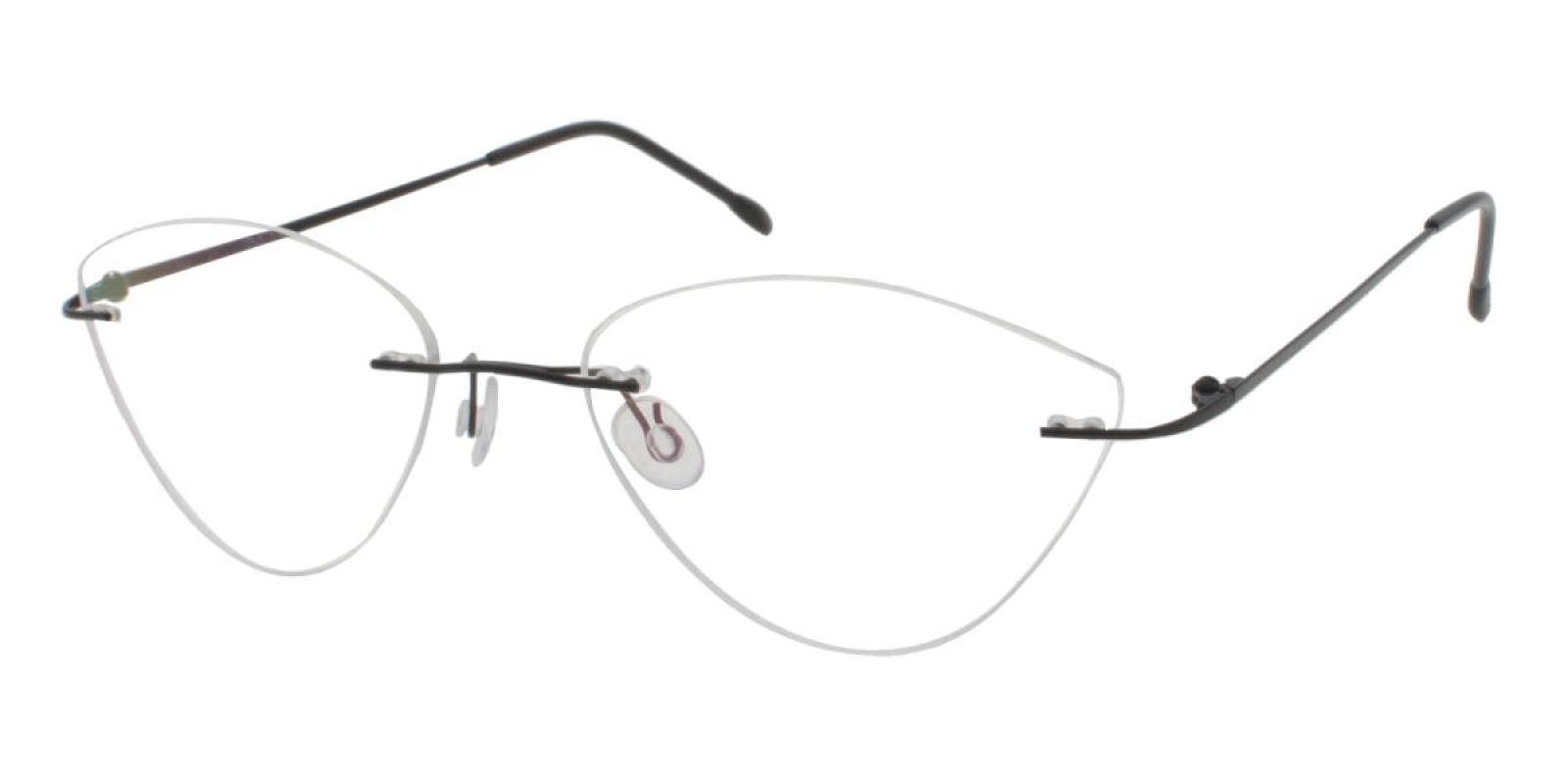 Huram-Black-Cat / Varieties-Metal-Eyeglasses-additional1