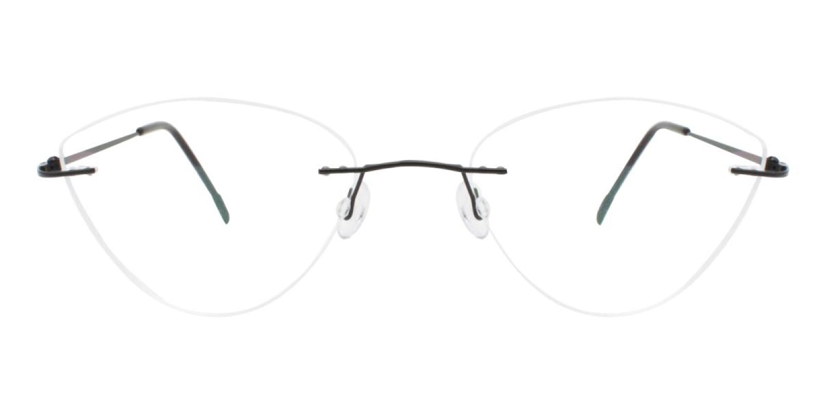 Huram-Black-Cat / Varieties-Metal-Eyeglasses-additional2