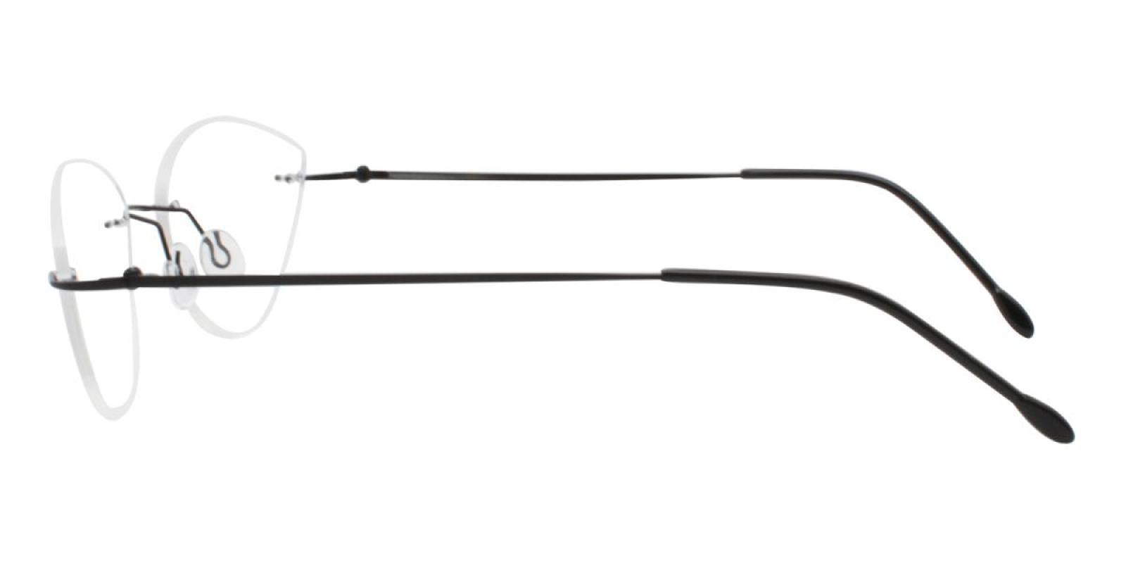 Huram-Black-Cat / Varieties-Metal-Eyeglasses-additional3