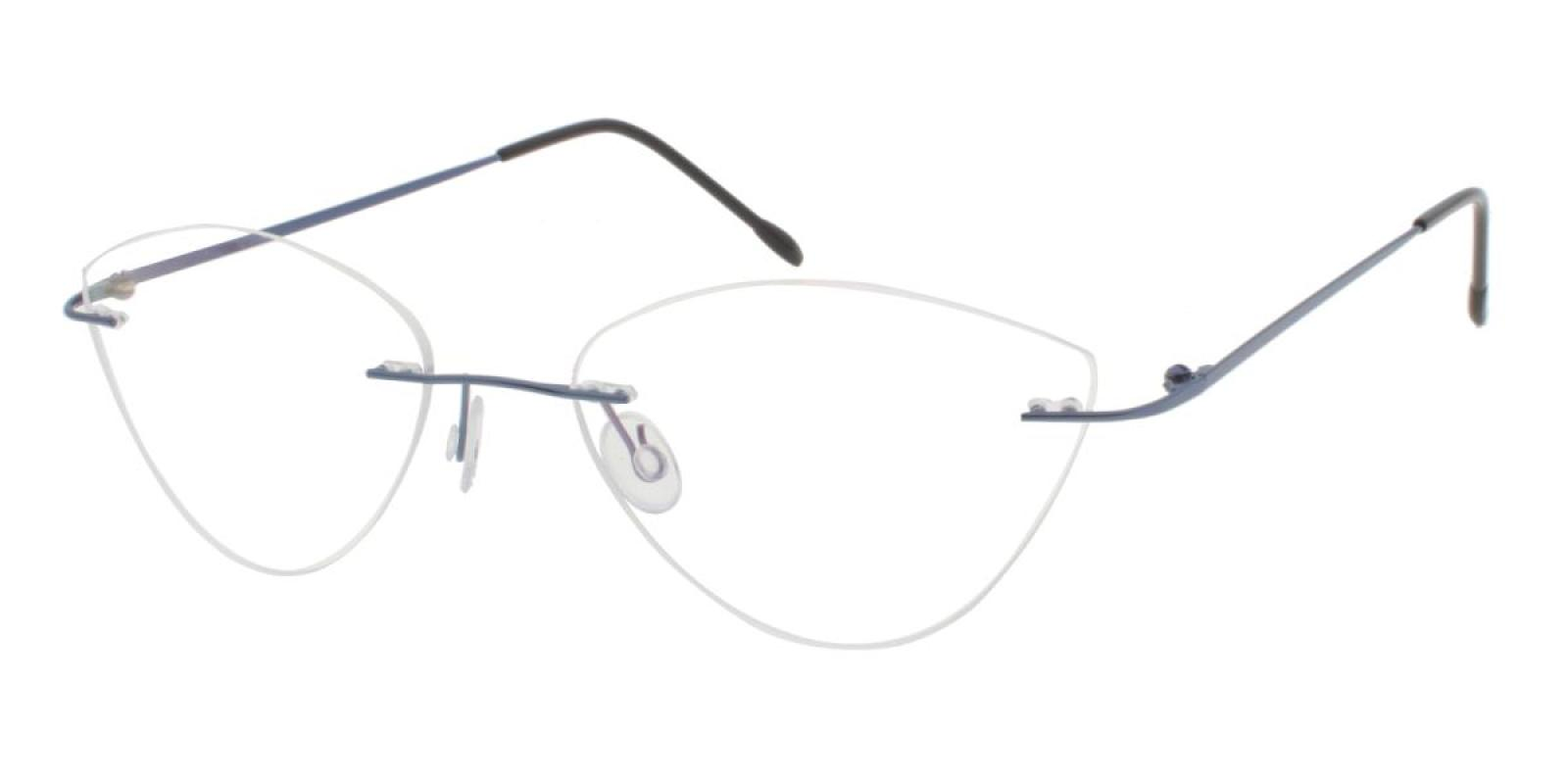 Huram-Blue-Cat / Varieties-Metal-Eyeglasses-additional1