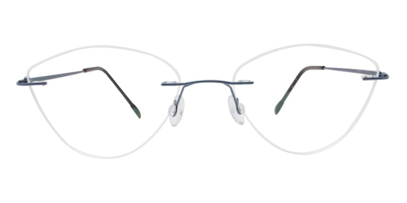 Huram-Blue-Cat / Varieties-Metal-Eyeglasses-additional2