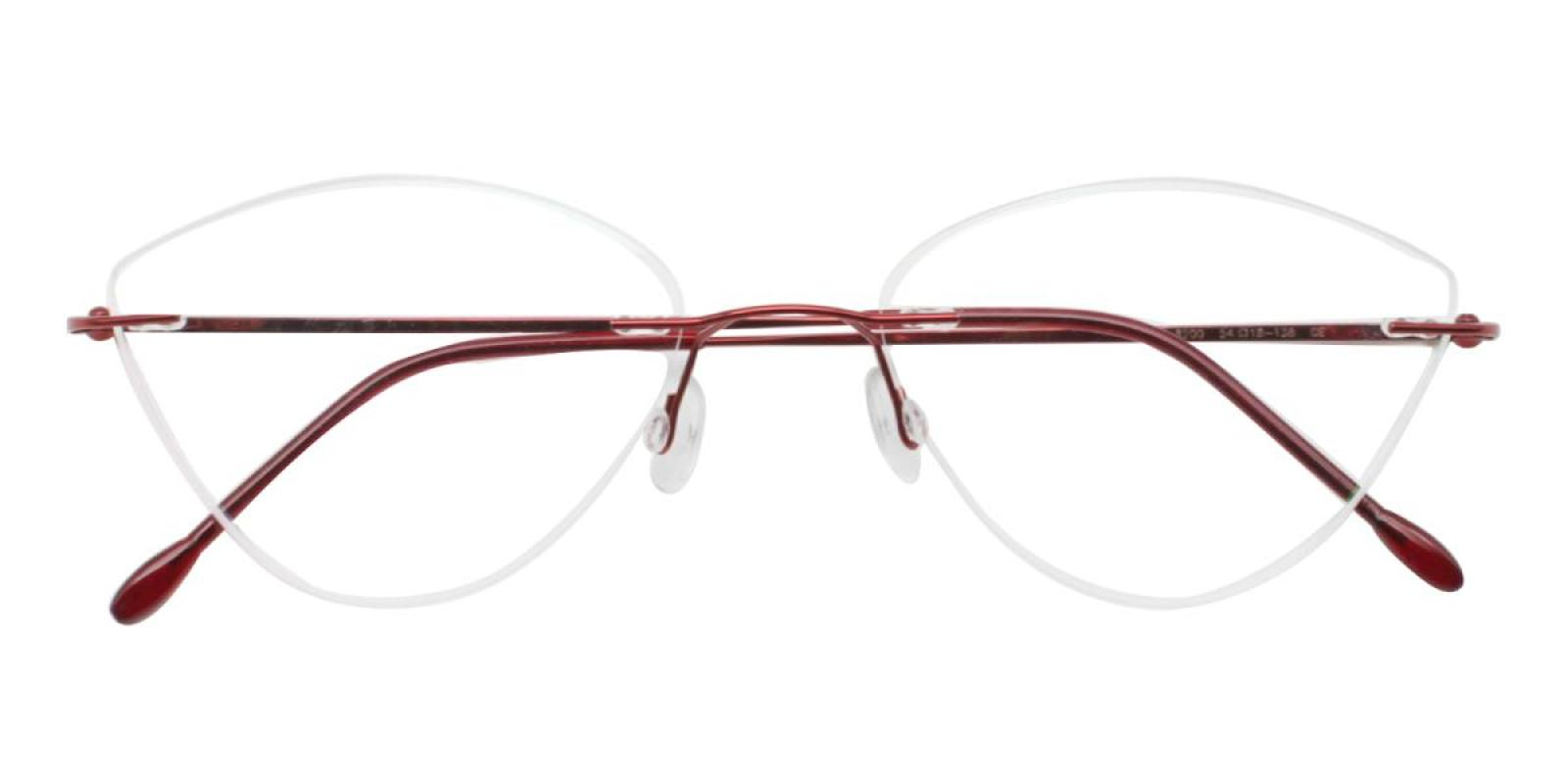 Huram-Red-Cat / Varieties-Metal-Eyeglasses-detail