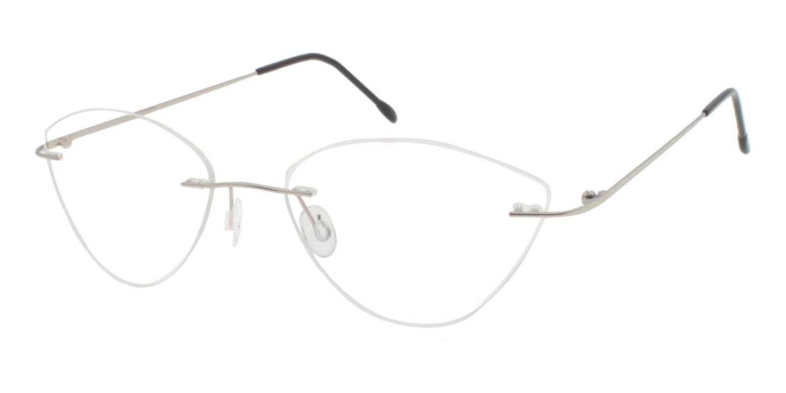 Huram-Silver-Cat / Varieties-Metal-Eyeglasses-additional1