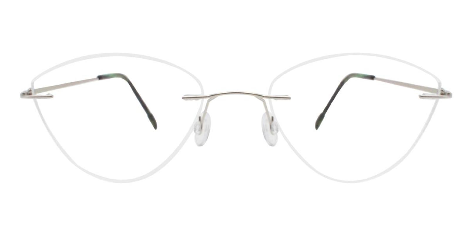 Huram-Silver-Cat / Varieties-Metal-Eyeglasses-additional2