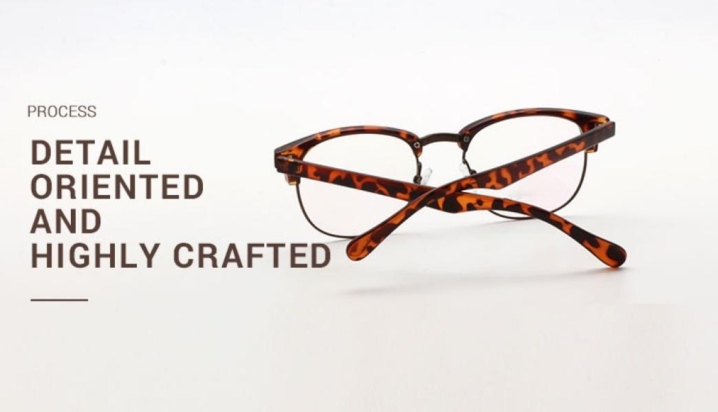 Ferrous-Leopard-Metal / Combination / Plastic-Eyeglasses-detail4