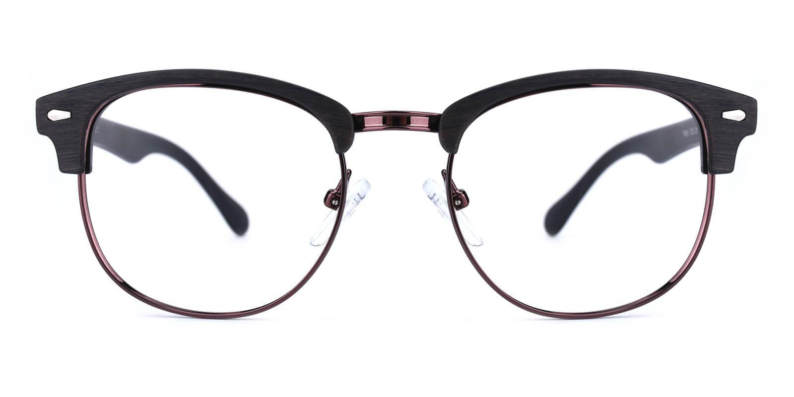Ferrous-Gun-Browline-Metal / Combination / Plastic-Eyeglasses-additional2