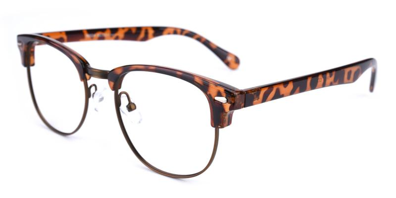 Ferrous-Leopard-Eyeglasses