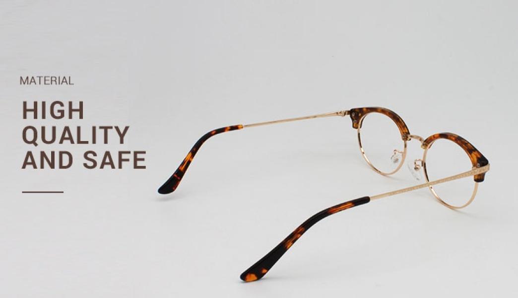 Atlandis-Leopard-Combination / Metal / TR-Eyeglasses-detail2