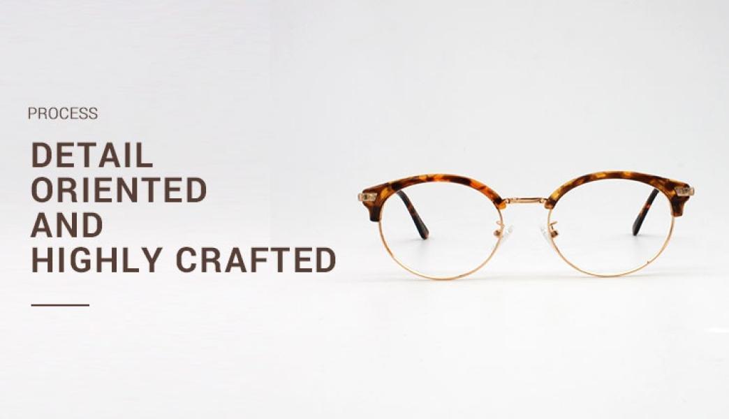 Atlandis-Leopard-Metal / Combination / TR-Eyeglasses-detail4