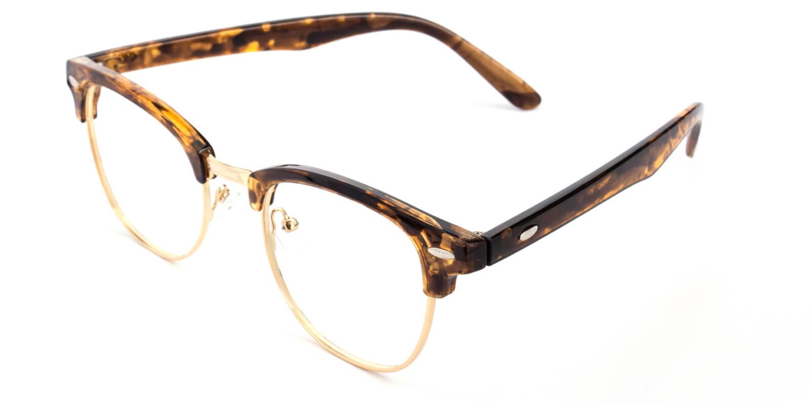 Ancient-Gold-Browline-Metal-Eyeglasses-additional1