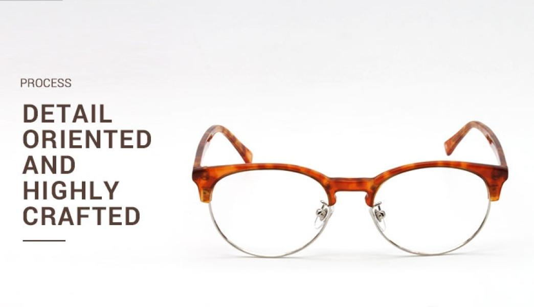 Esteban-Red-Metal / Combination / TR-Eyeglasses-detail4