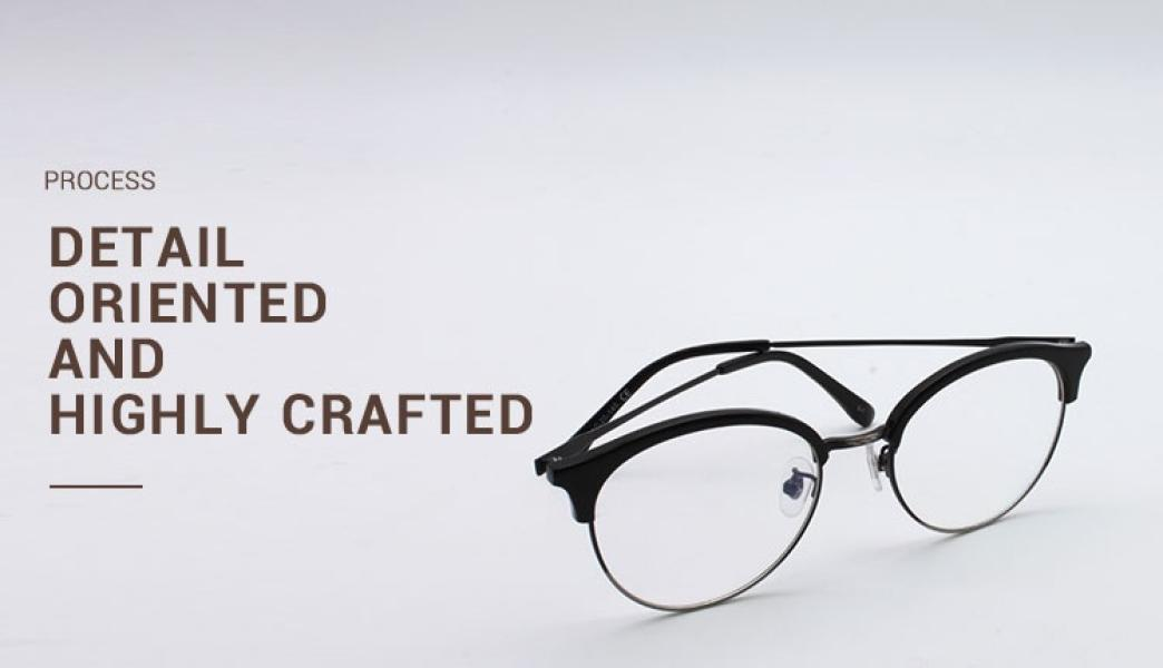 Avenue-Blue-Metal / Combination / TR-Eyeglasses-detail4