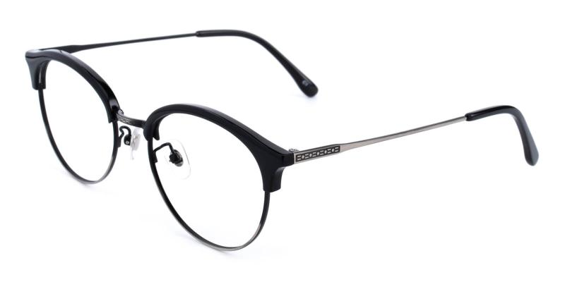 Avenue-Black-Eyeglasses