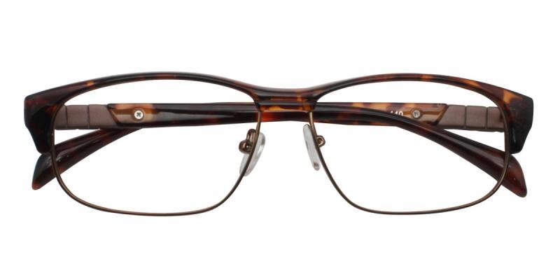Colin-Leopard-Eyeglasses / NosePads