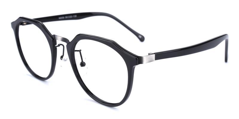 Intense-Black-Eyeglasses