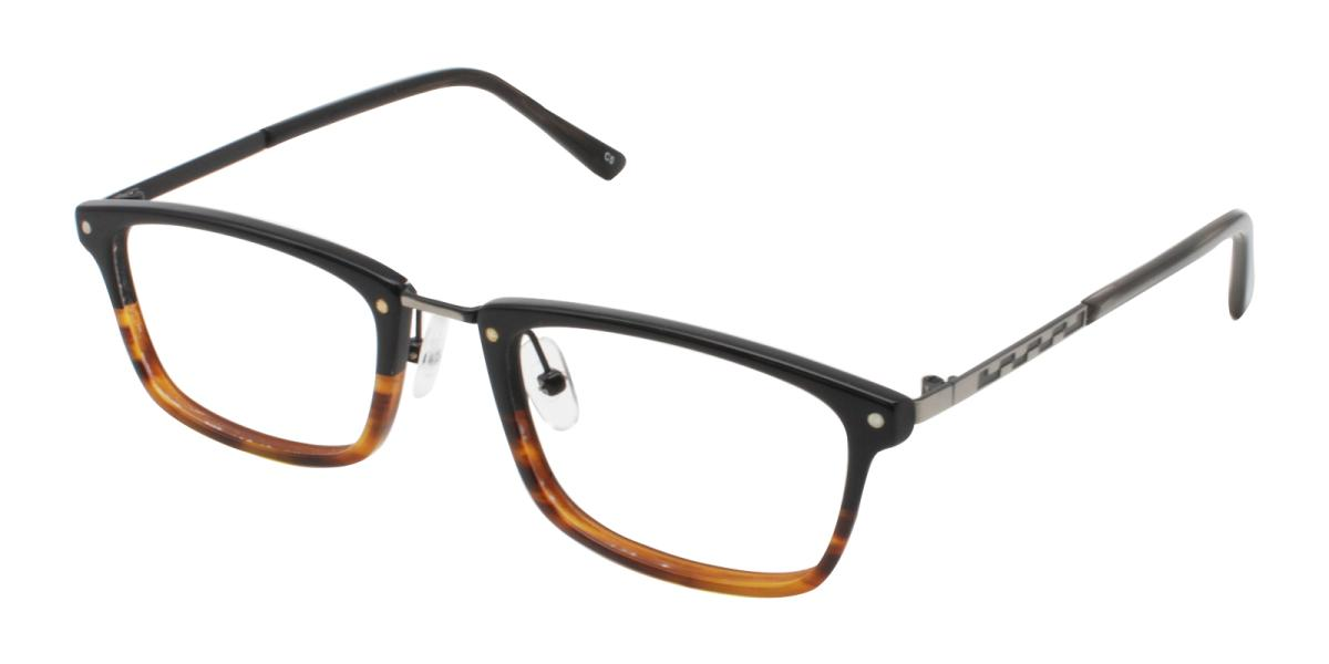 Lightweight Rectangle Glasses 180827037-Tortoise-Rectangle-TR-Eyeglasses-additional1