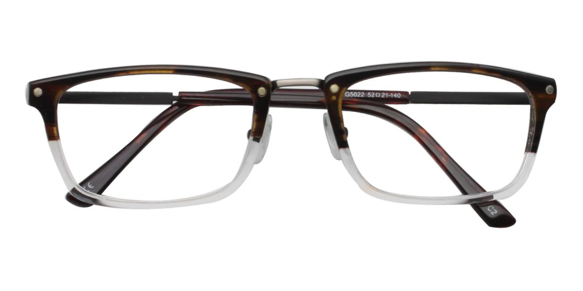 Lightweight Rectangle Glasses 180827037---detail