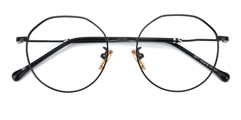 Clarker-Black-Eyeglasses