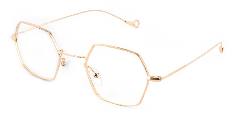 Goldien-Gold-Eyeglasses