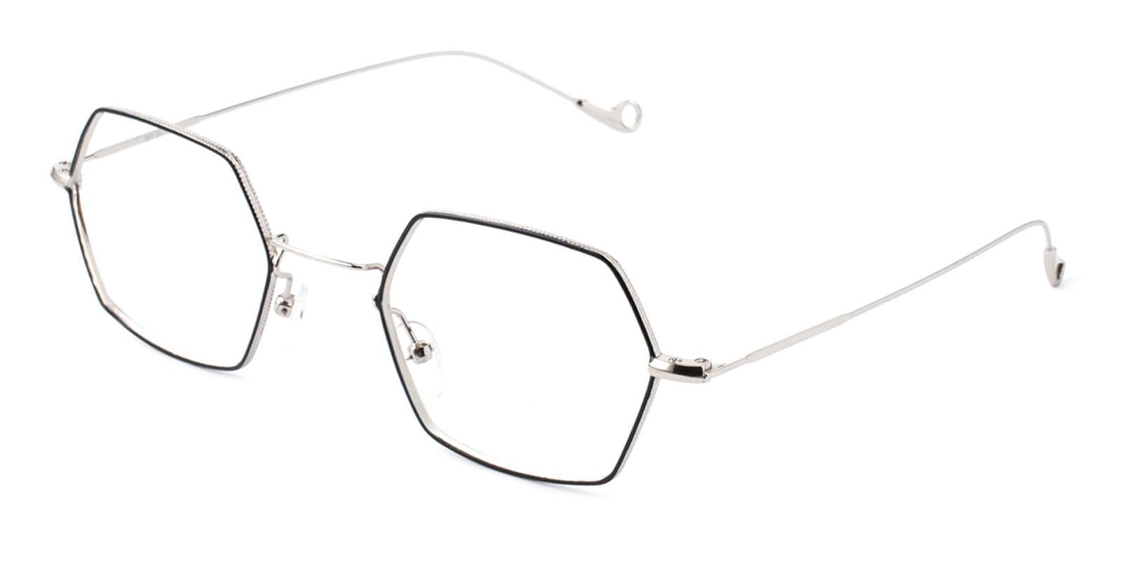 Goldien-Multicolor-Geometric-Metal-Eyeglasses-additional1
