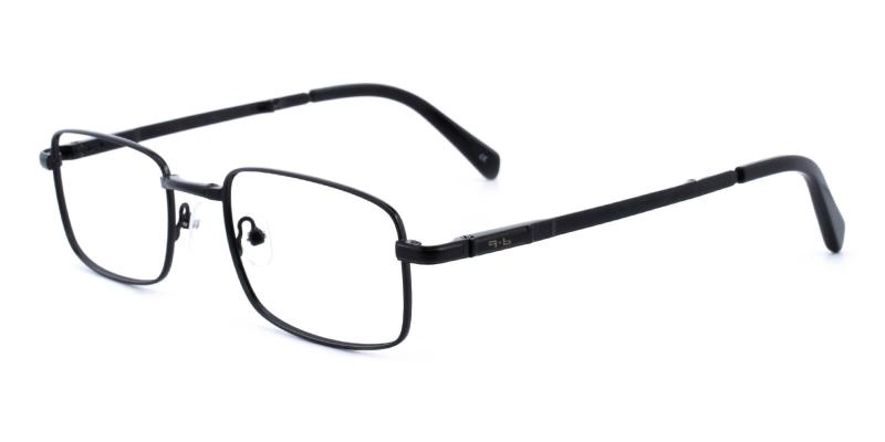 Norfolk-Black-Eyeglasses