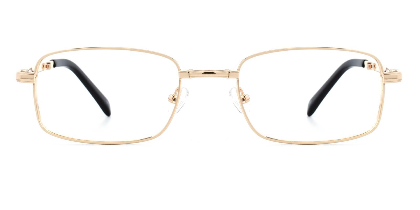 Norfolk-Gold-Rectangle-Metal-Eyeglasses-detail