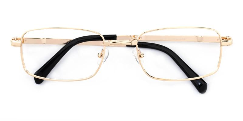 Norfolk-Gold-Eyeglasses