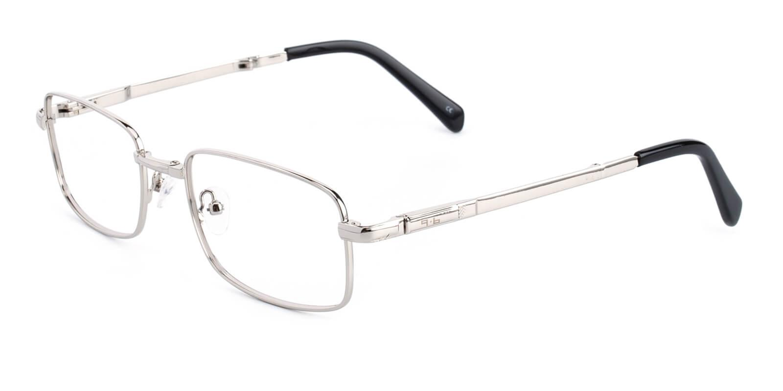 Norfolk-Silver-Rectangle-Metal-Eyeglasses-additional1