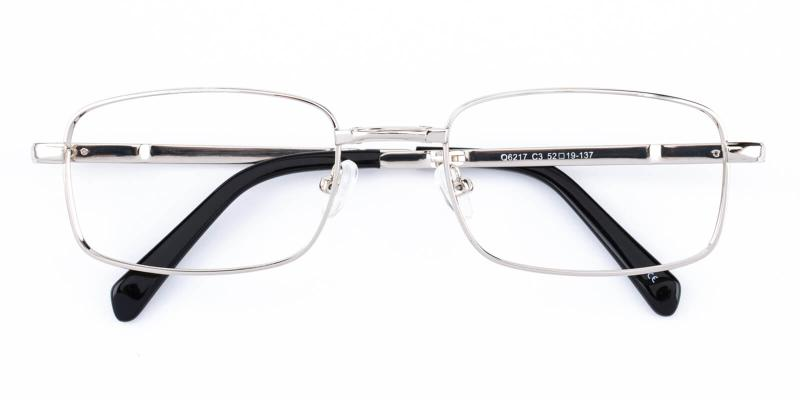 Norfolk-Silver-Eyeglasses