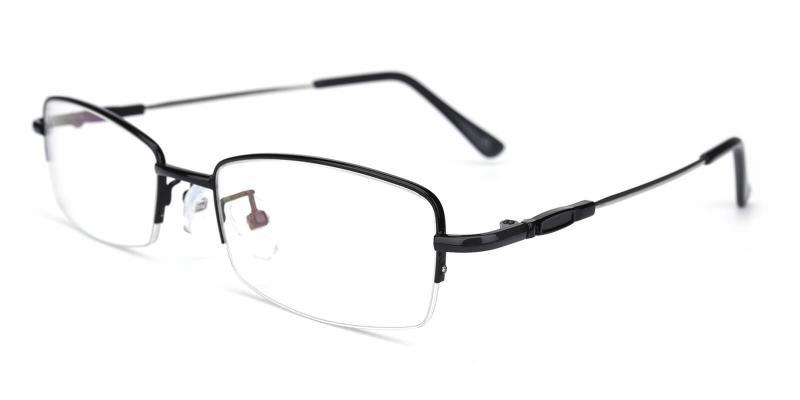 Healdton-Black-Eyeglasses