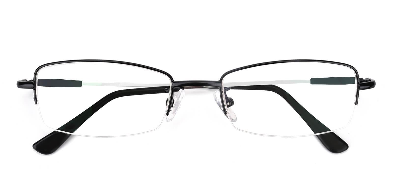Healdton-Black-Rectangle-Metal-Eyeglasses-detail