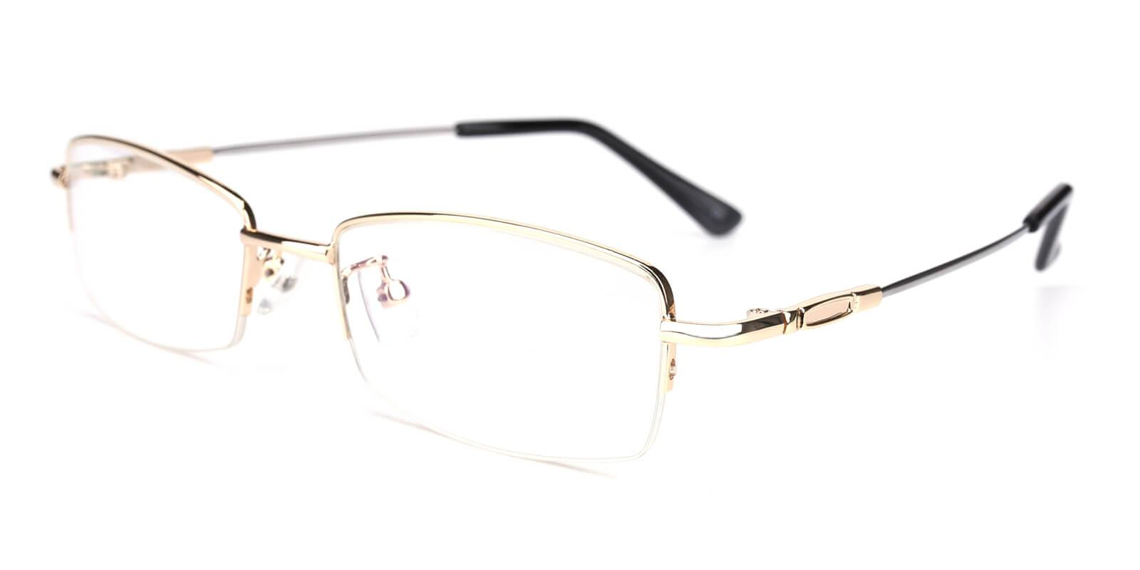 Healdton-Gold-Rectangle-Metal-Eyeglasses-additional1