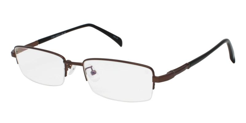 Furox-Brown-Eyeglasses
