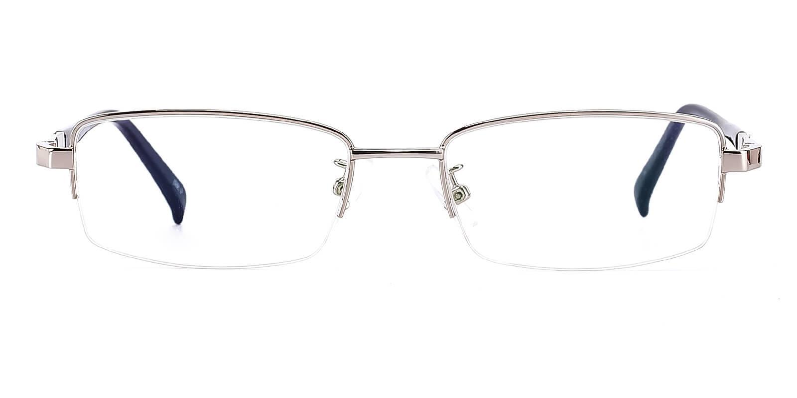 Furox-Silver-Rectangle-Metal-Eyeglasses-additional2
