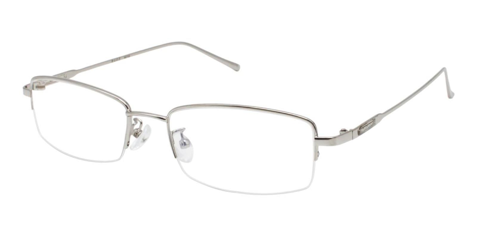Germantown-Silver-Rectangle-Metal-Eyeglasses-additional1