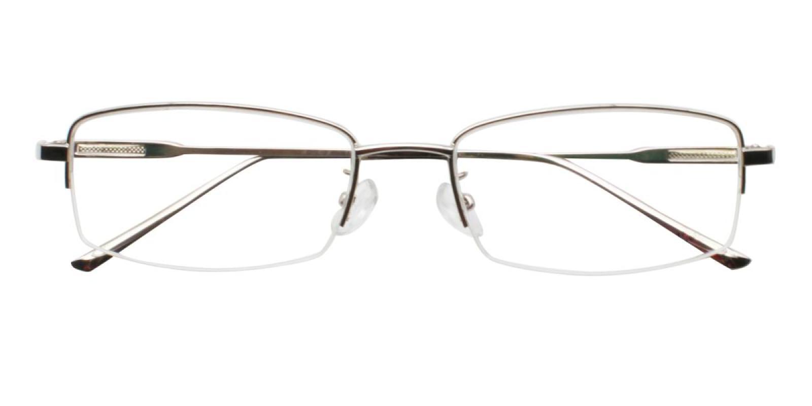 Germantown-Silver-Rectangle-Metal-Eyeglasses-detail
