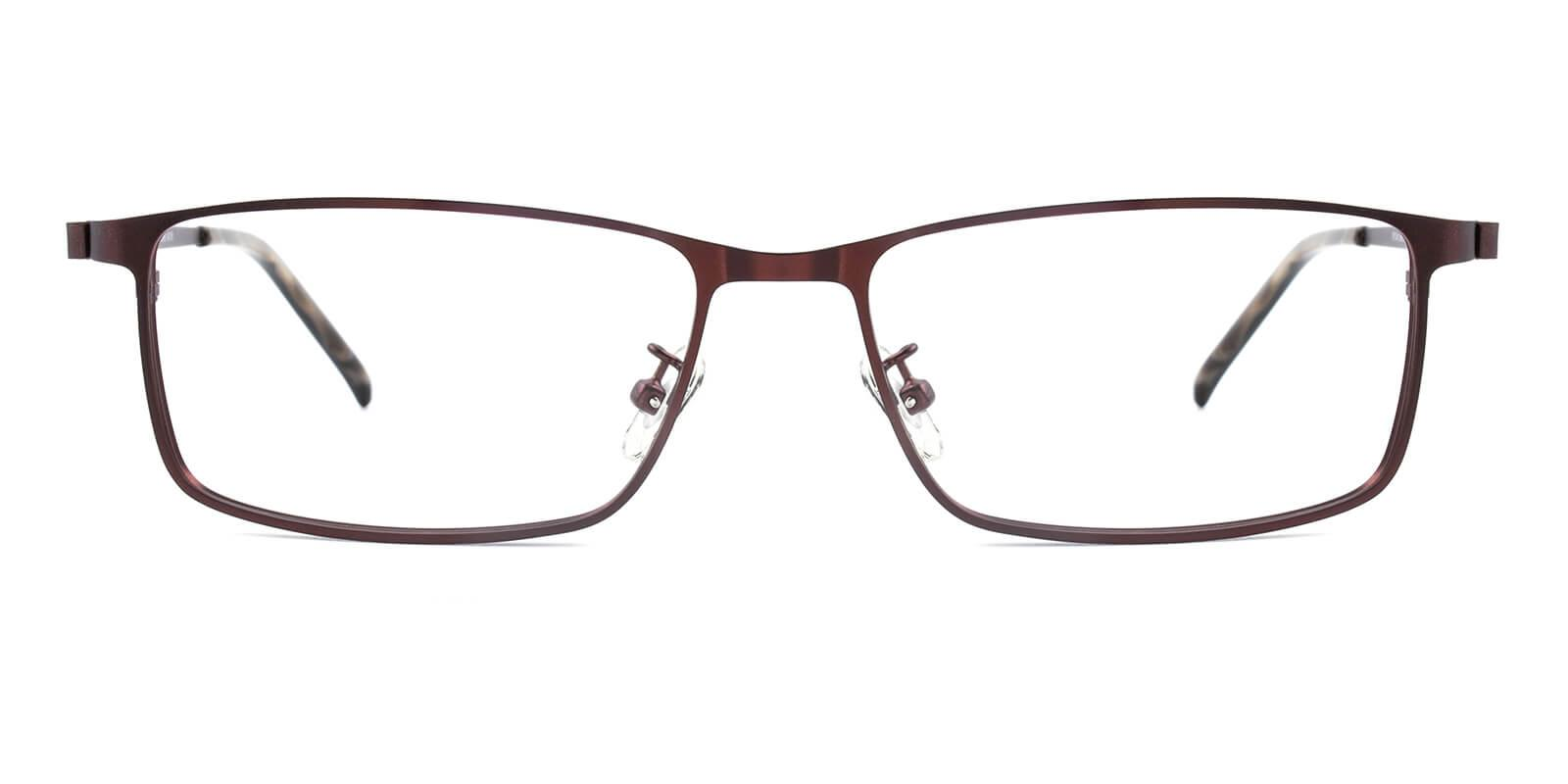Pansney-Brown-Rectangle-Metal-Eyeglasses-additional2